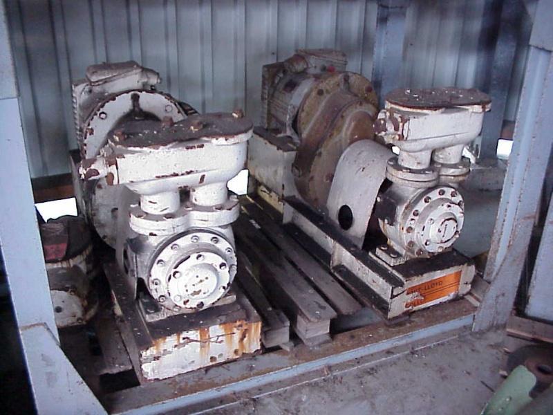 Brattvaag Low Pressure Hydraulic Pumps 2 3 Tenwolde