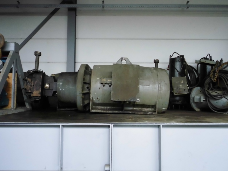3 pcs 315 kw rotor electric motor hydrokraft hydraulic for Hydraulic pump motor combination