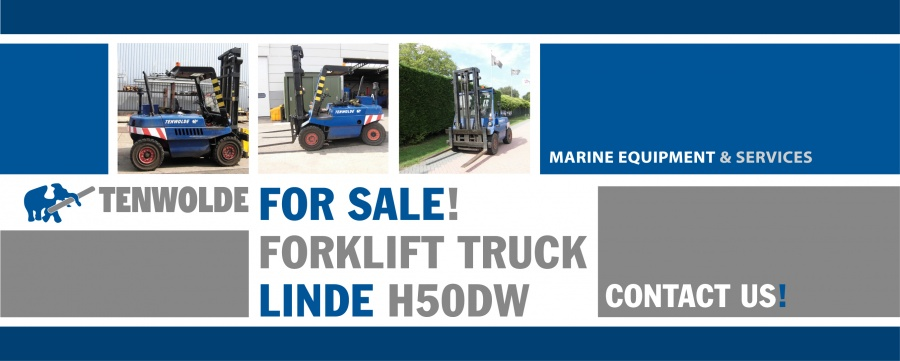 FOR SALE! Heftruck / Forklift truck - Linde H50DW